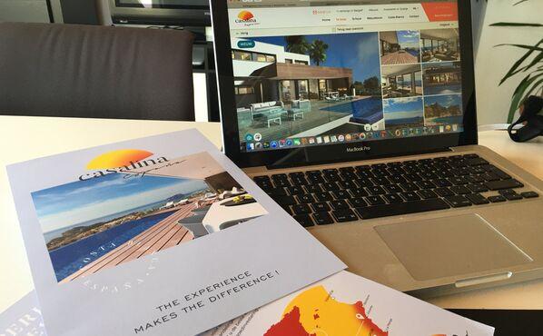 CASALINA España brengt de woningen dichterbij via digitale bezoeken.